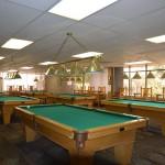 Billiard Room at Sunbird