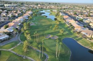 golf course homes in Chandler AZ