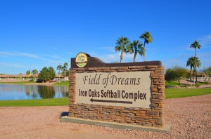 Field of Dreams Softball in Sun Lakes AZ