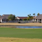 Golf course homes in SUn Lakes AZ