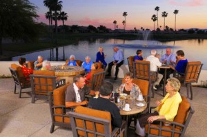 Sun Lakes AZ Sunsets Restaurant