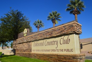 Oakwood Country Club in Sun Lakes