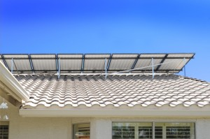 Solar panel homes for sale in Sun Lakes AZ