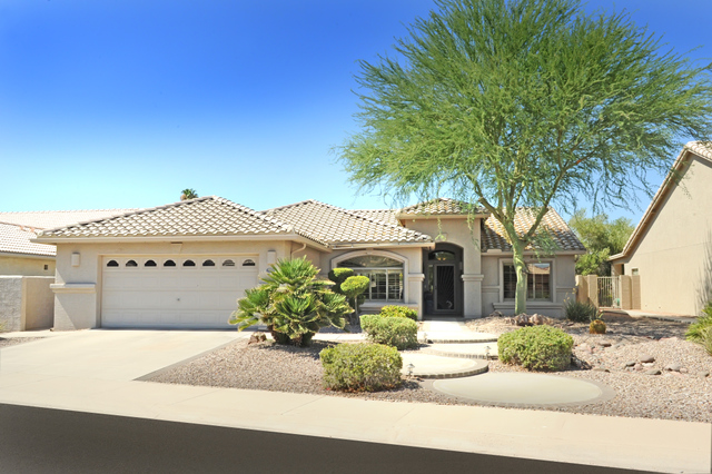 Sun Lakes AZ Home for sale at 360 W Cherrywood