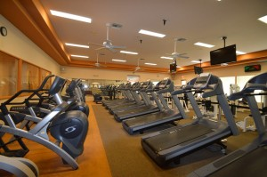 Fitness Center at IronOaks