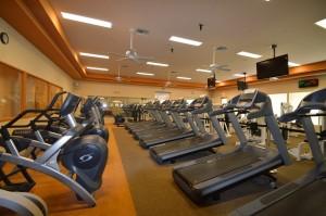 Fitness Center at IronOaks