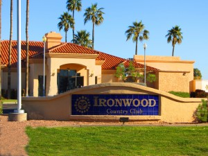 Sun Lakes AZ Ironwood Clubhouse