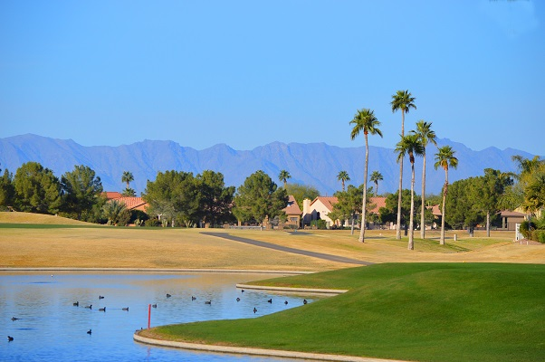 Active Adult Community Sun Lakes AZ