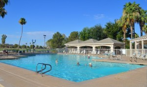 Sun Lakes Oakwood Pool