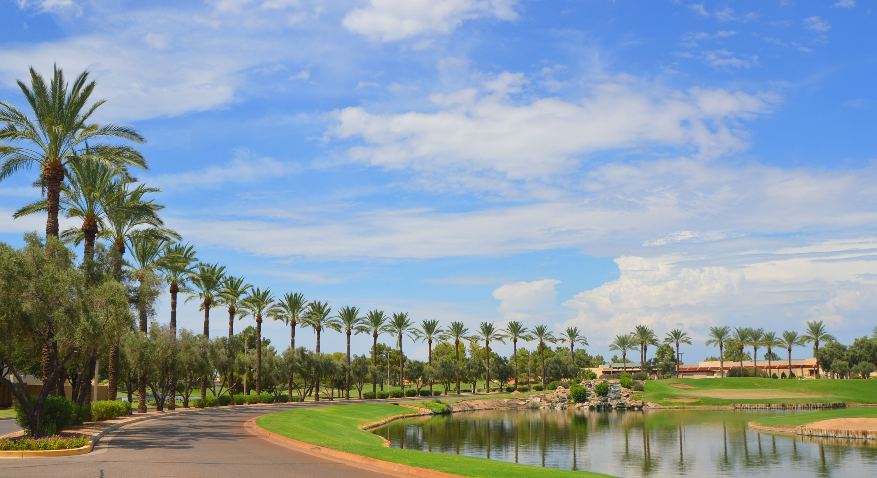 Ocotillo Golf Course And Waterfront Homes In Chandler Az