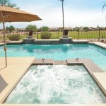 Homes with private pool in Sun Lakes AZ Oakwood