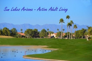 Real Estate Market Report in Sun Lakes AZ