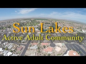 Active Adult Community in Sun Lakes AZ