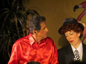 Lucy and Ricky at Sun Lakes Community Theater