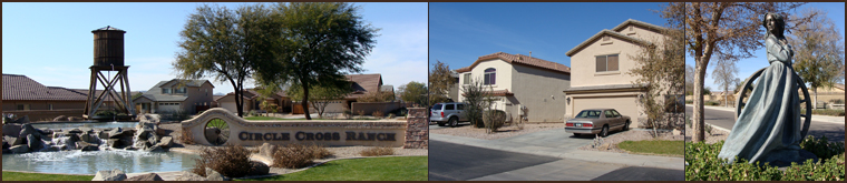 Homes for sale in Circle Cross Ranch