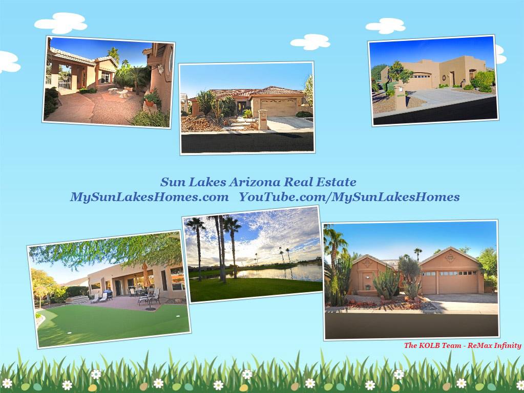 Sun Lakes AZ IronOaks subdivision