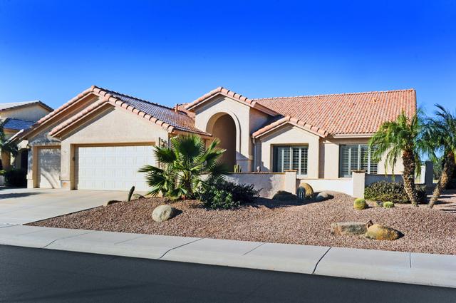 Sun Lakes AZ 5390 Tanglewood home for sale