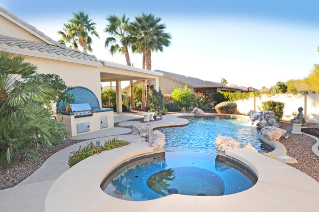 Homes with Pool in Sun Lakes AZ