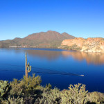 Saguaro Lake Hiking