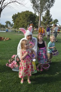 sun lakes az easter egg hunt