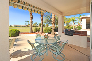 Sun Lakes AZ waterfront homes