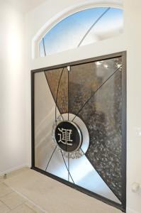 Sun Lakes AZ stunning entry doors at 9037 Crystal