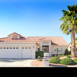 Single level homes in Sun Lakes AZ