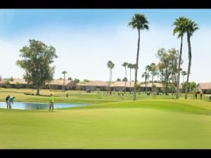 Golf Course Homes in Sun Lakes AZ