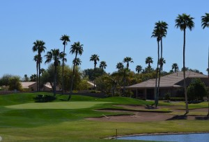 Sun Lakes AZ golf course homes