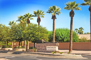 Sun Lakes AZ real estate market - Oakwood Country Club