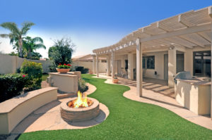 Oakwood Country Club House - 24113 Endeavor Dr. SL-Barbeque