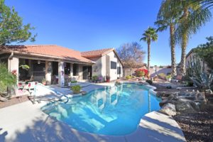 Sun Lakes Homes for Sale Pool