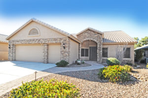 Sun Lakes Country Club Home for Sale