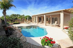 Oakwood Country Club Home Emerald Oasis Pool