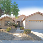 Enjoy Warm Temperatures in Sun Lakes AZ at 351 W Beechnut Place