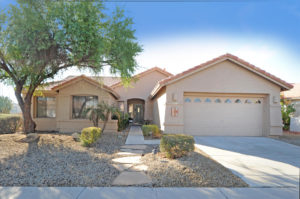 351 W. Beechnute Place in Sun Lakes AZ