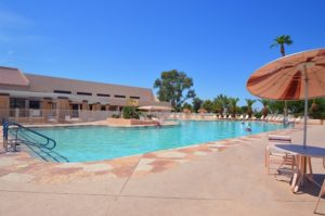 Cottonwood Country Club homes in Sun Lakes AZ