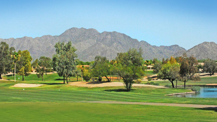 Golf Course Views Arizona Active Adult Communities