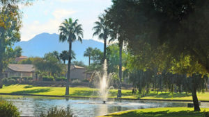 Enjoy the active adult communities in Sun Lakes, AZ