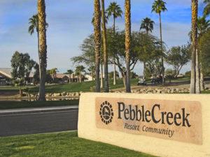 Pebble Creek is one of Phoenix Active Adult Communities.