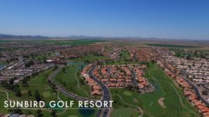 Sunbird Active Adult Community Golf Resort