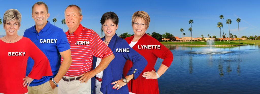Meet the best realtors in Sun Lakes, AZ - The Kolb Team!