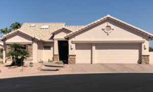 8928 E Mossy Rock Ct for sale in Sun Lakes AZ