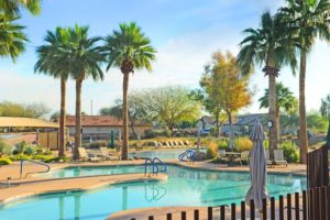Find homes for sale in Solera Chandler.
