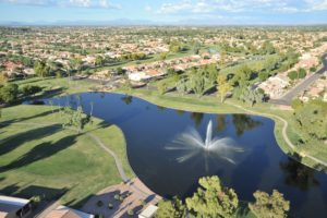 Sun Lakes AZ is a favorite in Arizona retirement communities