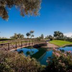 Beautiful outdoors at Ocotillo Golf Resort