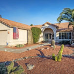Welcome to this beautiful home at 23609 S Desert Moon Ct, Oakwood Sun Lakes.