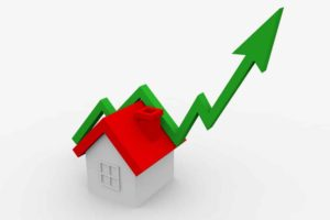Prices are on the rise in the real estate market in Sun Lakes!