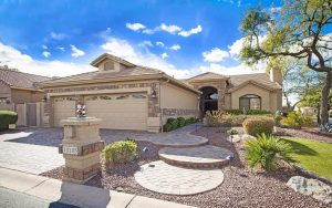 Ready for your new lifestyle at 10105 E Elmwood Dr Sun Lakes AZ?