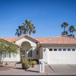 A blank slate awaits you at 10552 E Halley Dr Sun Lakes AZ.